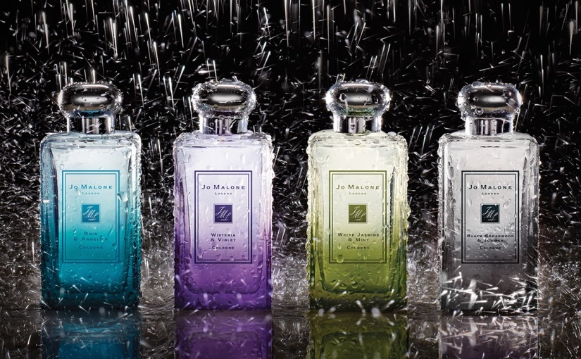 A sensuous love affair with Jo Malone London Rain Limited Edition Review