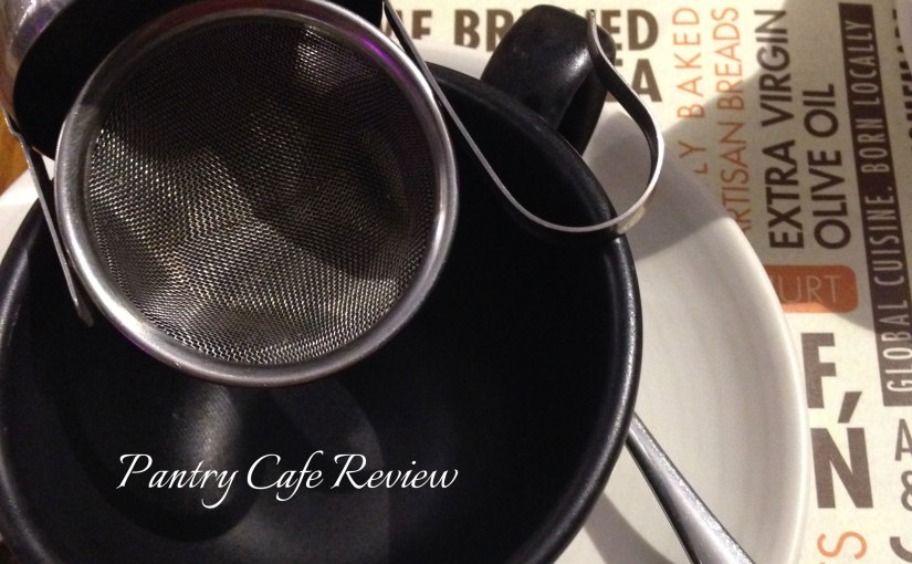 Pantry Cafe Review