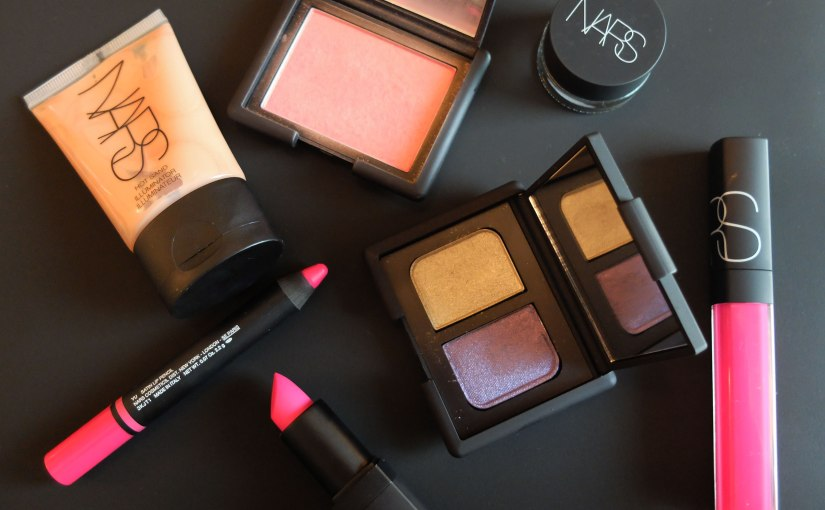 Brand focus – Nars Cosmetics (Plus a sneaky wish-list)