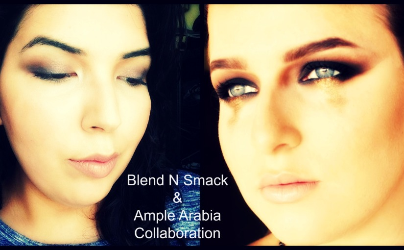 Day to Night Smoky Eye – Collaboration with Blend n Smack