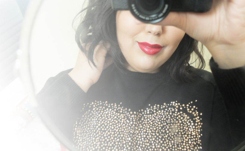 Blogmas 20: How to: Devil-may-care smoky eye & Deadly Catchlips