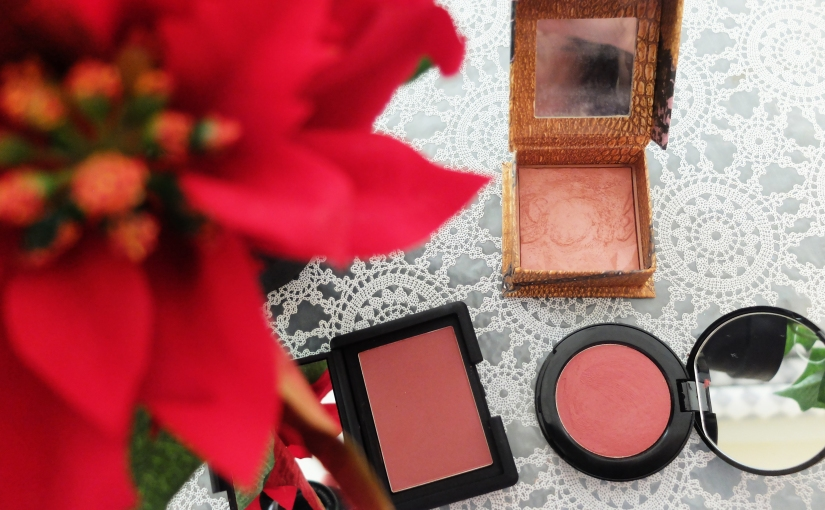 BLOGMAS 12: That 'Christmas' blush