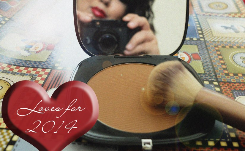 2014 Make-Up Favourites