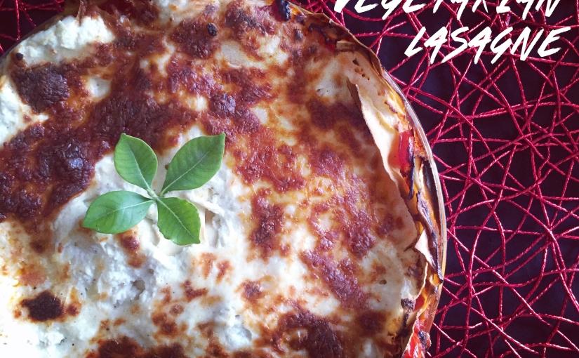 Italian Vegetarian LasagneRecipe